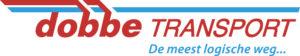 logo met slogan Dobbe Transport